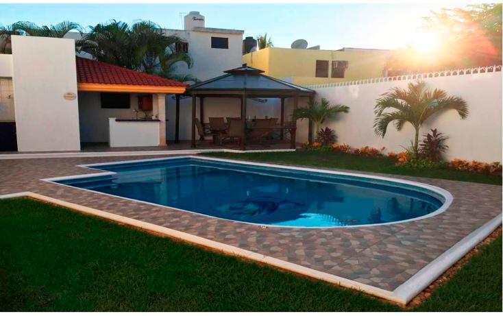 Foto de casa en venta en  , monterreal, mérida, yucatán, 2625488 No. 15