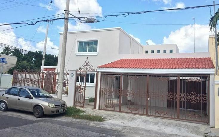 Foto de casa en venta en  , monterreal, mérida, yucatán, 4237148 No. 01