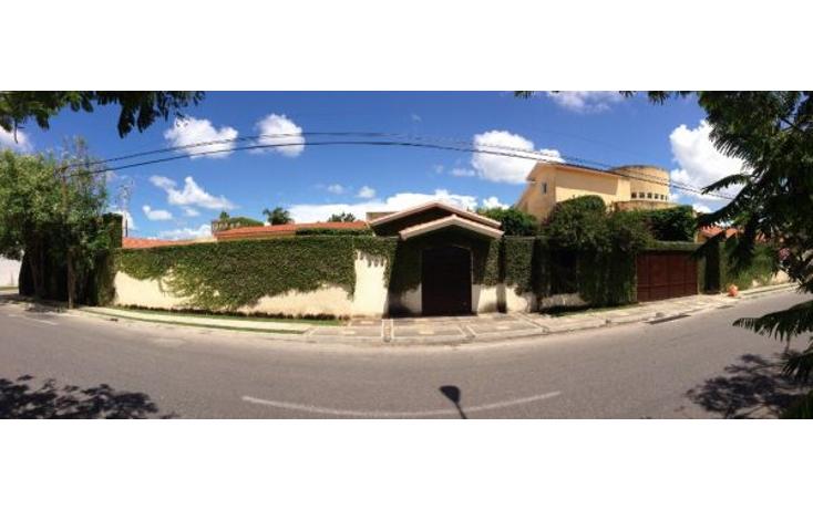 Foto de casa en venta en  , monterreal, mérida, yucatán, 940447 No. 01