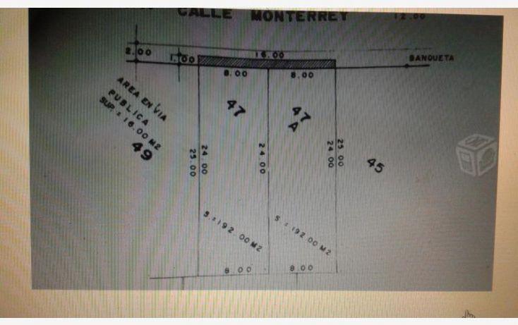Foto de terreno habitacional en venta en monterrey 47, 6 de enero, acapulco de juárez, guerrero, 1530180 no 02