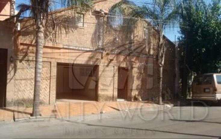 Foto de casa en venta en  , monterrey centro, monterrey, nuevo león, 1107631 No. 01