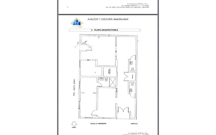 Foto de casa en venta en  , monterrey centro, monterrey, nuevo león, 1131271 No. 03