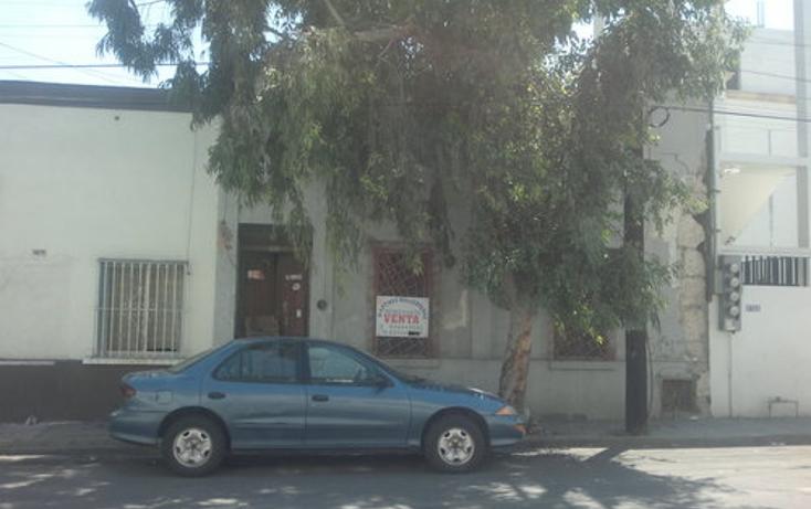 Foto de terreno comercial en venta en  , monterrey centro, monterrey, nuevo le?n, 1139517 No. 01