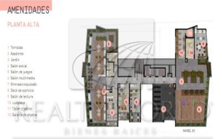 Foto de departamento en venta en  , monterrey centro, monterrey, nuevo león, 1289343 No. 08