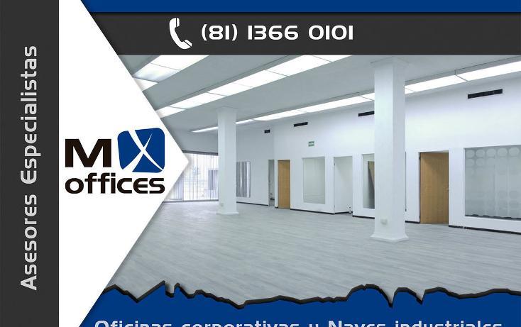Foto de oficina en renta en  , monterrey centro, monterrey, nuevo león, 1456887 No. 01