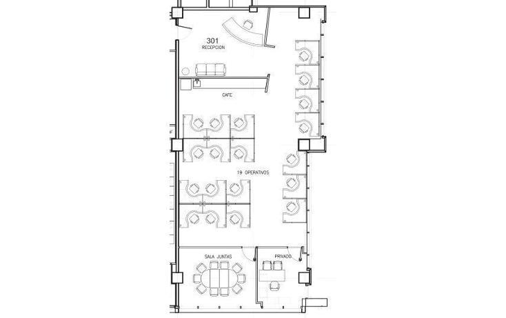 Foto de oficina en renta en  , monterrey centro, monterrey, nuevo león, 1507003 No. 02