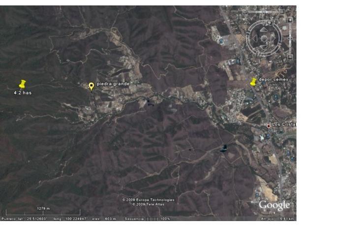 Foto de terreno habitacional en venta en  , monterrey centro, monterrey, nuevo león, 452010 No. 02