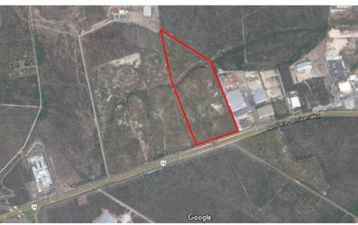 Foto de terreno industrial en venta en, monterrey gral mariano escobedo, apodaca, nuevo león, 2038396 no 03