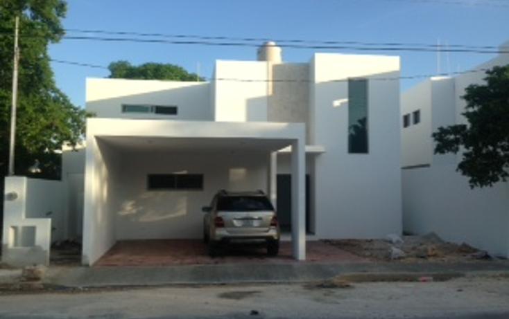 Foto de casa en renta en  , montes de ame, mérida, yucatán, 1045631 No. 01