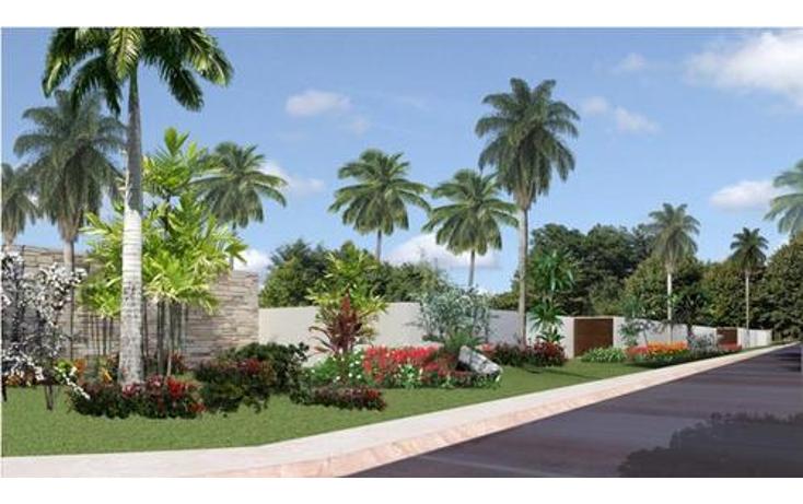 Foto de terreno habitacional en venta en  , montes de ame, mérida, yucatán, 1088305 No. 02