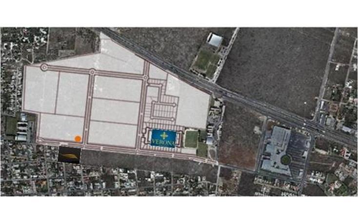 Foto de terreno habitacional en venta en  , montes de ame, mérida, yucatán, 1088305 No. 04