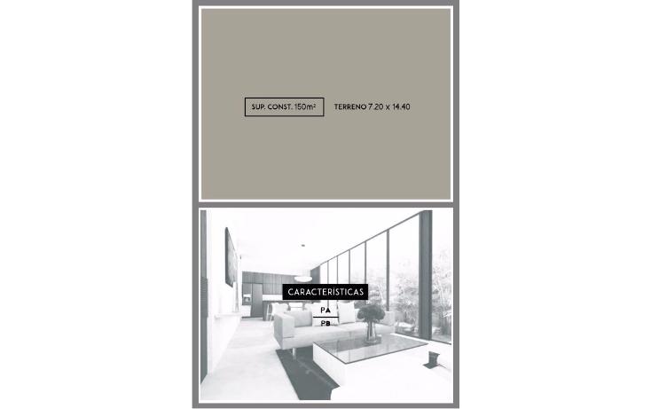 Foto de casa en venta en  , montes de ame, m?rida, yucat?n, 1110679 No. 03