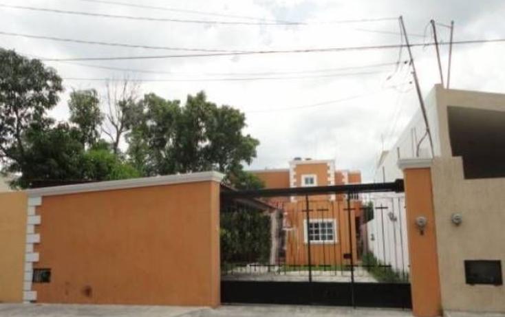 Foto de casa en renta en  , montes de ame, mérida, yucatán, 1114905 No. 01