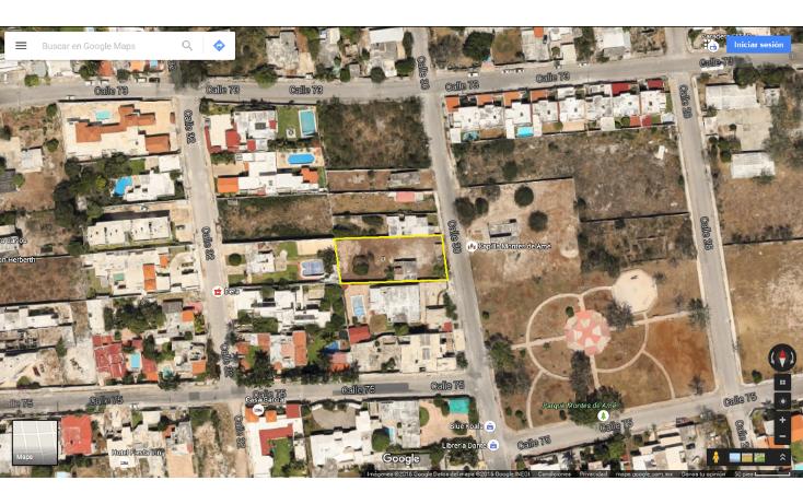 Foto de terreno habitacional en venta en  , montes de ame, m?rida, yucat?n, 1181875 No. 08