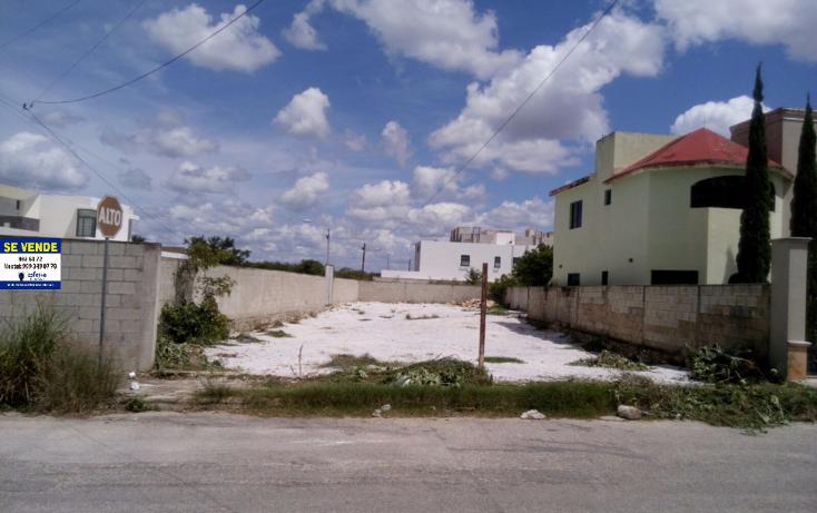 Foto de terreno habitacional en renta en  , montes de ame, mérida, yucatán, 1238257 No. 01