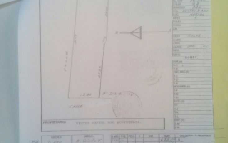 Foto de terreno habitacional en renta en, montes de ame, mérida, yucatán, 1238257 no 04