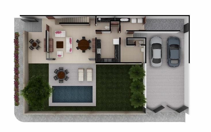 Foto de casa en venta en  , montes de ame, mérida, yucatán, 1264447 No. 04