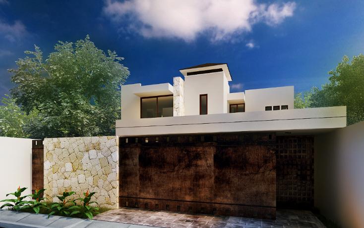 Foto de casa en venta en  , montes de ame, m?rida, yucat?n, 1291827 No. 01