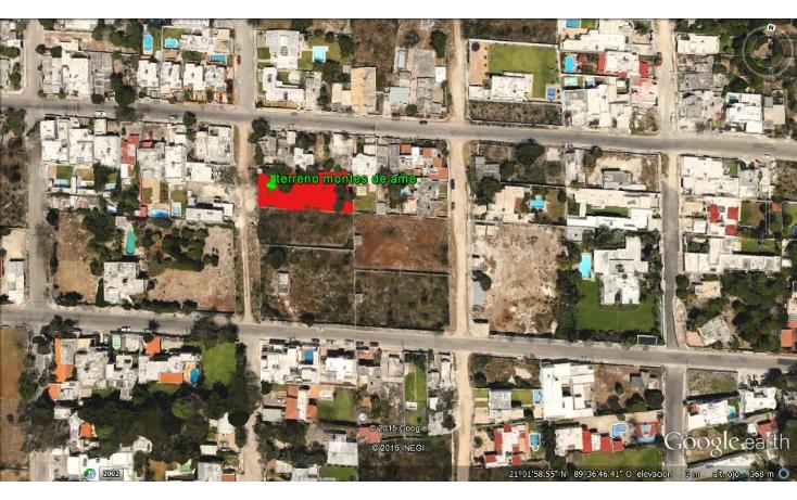 Foto de terreno habitacional en venta en  , montes de ame, m?rida, yucat?n, 1334839 No. 01