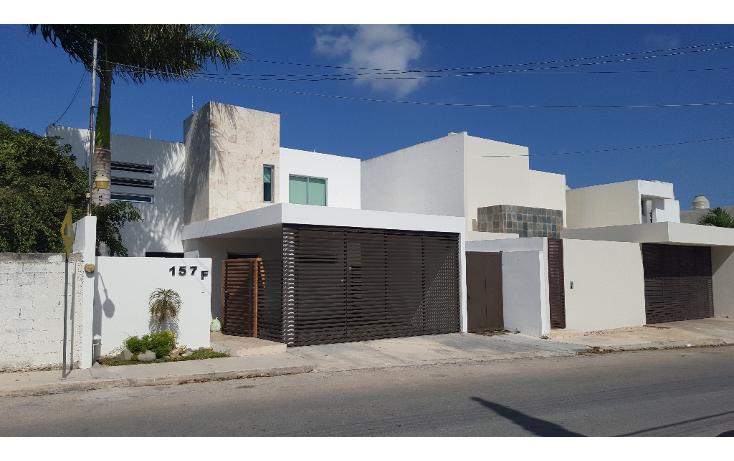 Foto de casa en venta en  , montes de ame, mérida, yucatán, 1606778 No. 01