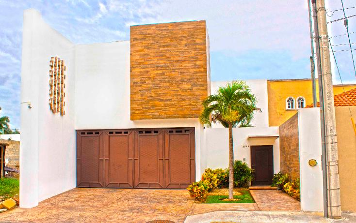 Foto de casa en venta en  , montes de ame, m?rida, yucat?n, 1611002 No. 01
