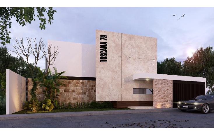 Foto de casa en venta en  , montes de ame, m?rida, yucat?n, 1612062 No. 01