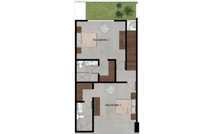 Foto de casa en venta en  , montes de ame, mérida, yucatán, 1625694 No. 08