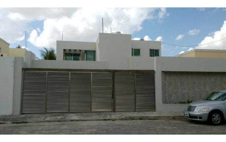 Foto de casa en renta en  , montes de ame, mérida, yucatán, 1636612 No. 01