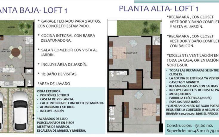 Foto de casa en venta en, montes de ame, mérida, yucatán, 1646546 no 05