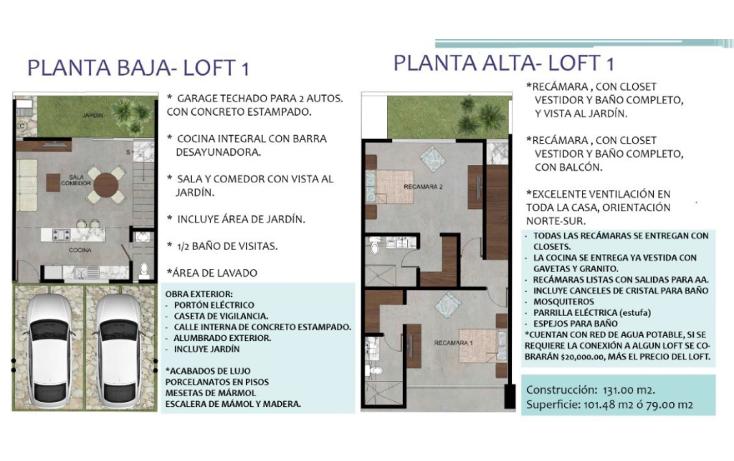 Foto de casa en venta en  , montes de ame, m?rida, yucat?n, 1646546 No. 05