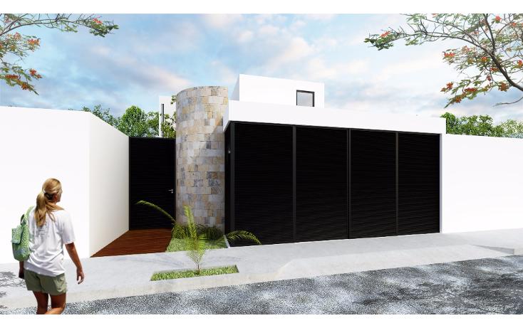 Foto de casa en venta en  , montes de ame, mérida, yucatán, 1647840 No. 01