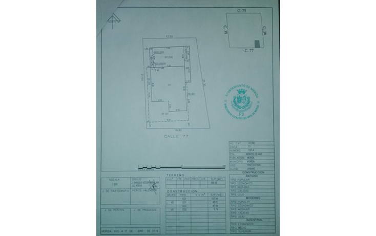 Foto de casa en venta en  , montes de ame, mérida, yucatán, 1658028 No. 12