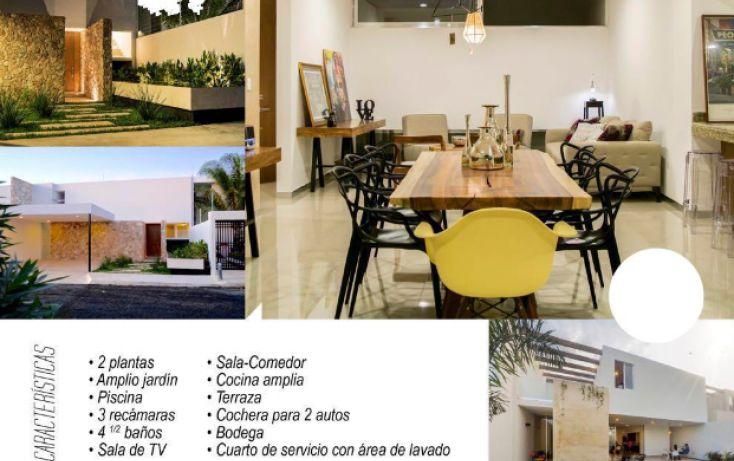 Foto de casa en venta en, montes de ame, mérida, yucatán, 1661244 no 02