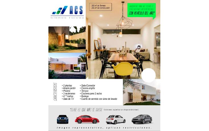 Foto de casa en venta en  , montes de ame, mérida, yucatán, 1661244 No. 02