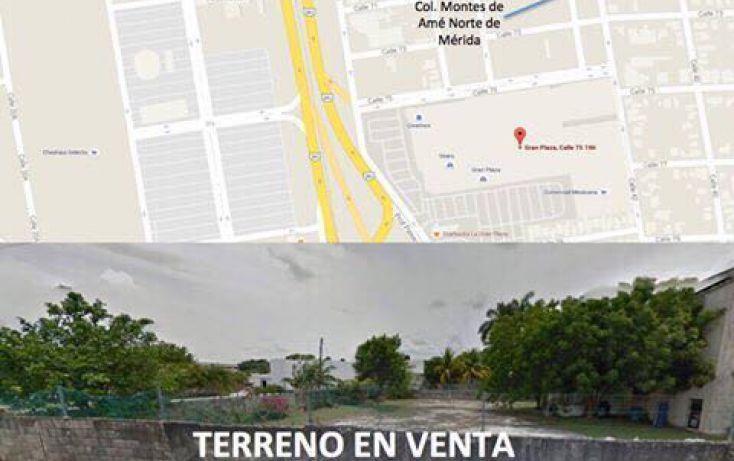 Foto de terreno habitacional en venta en, montes de ame, mérida, yucatán, 1668786 no 01