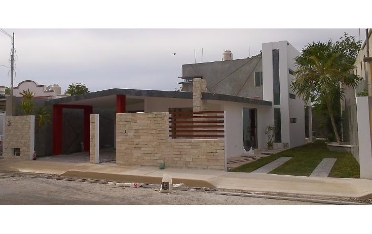 Foto de casa en venta en  , montes de ame, m?rida, yucat?n, 1738026 No. 01