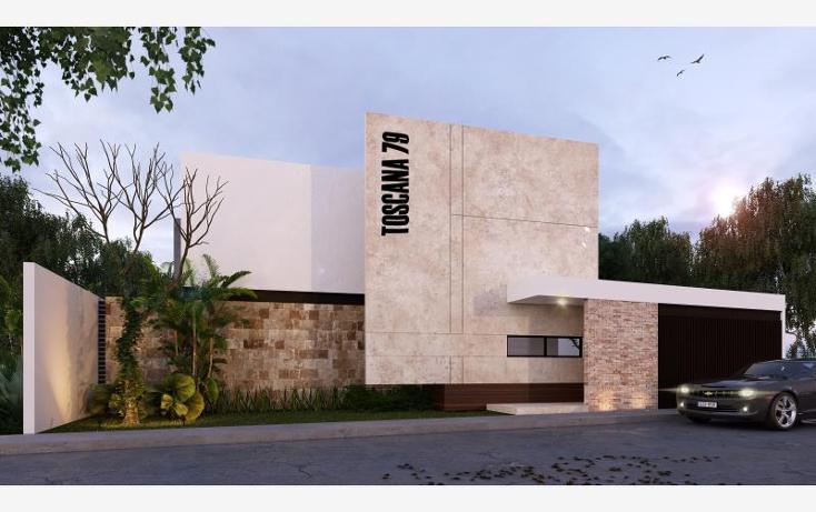 Foto de casa en venta en  , montes de ame, m?rida, yucat?n, 1755056 No. 01