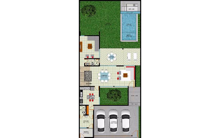 Foto de casa en venta en  , montes de ame, m?rida, yucat?n, 1774768 No. 11