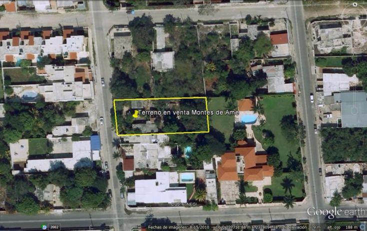 Foto de terreno habitacional en venta en, montes de ame, mérida, yucatán, 1810744 no 01