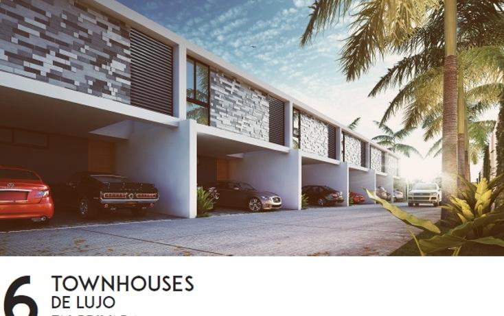 Foto de casa en venta en  , montes de ame, m?rida, yucat?n, 1812836 No. 02