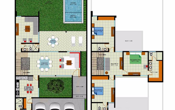 Foto de casa en venta en  , montes de ame, mérida, yucatán, 1816700 No. 14