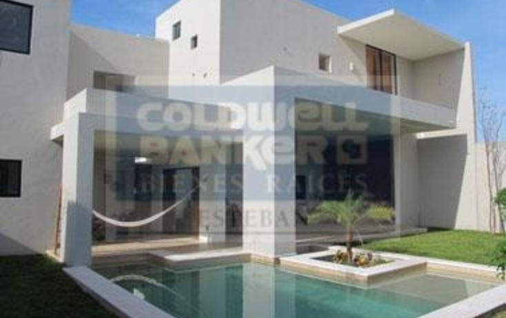 Foto de casa en venta en  , montes de ame, m?rida, yucat?n, 1837676 No. 01