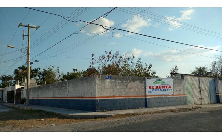 Foto de terreno comercial en renta en  , montes de ame, mérida, yucatán, 1872012 No. 02