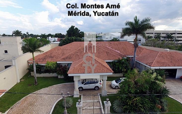 Foto de casa en venta en  , montes de ame, mérida, yucatán, 1927619 No. 01