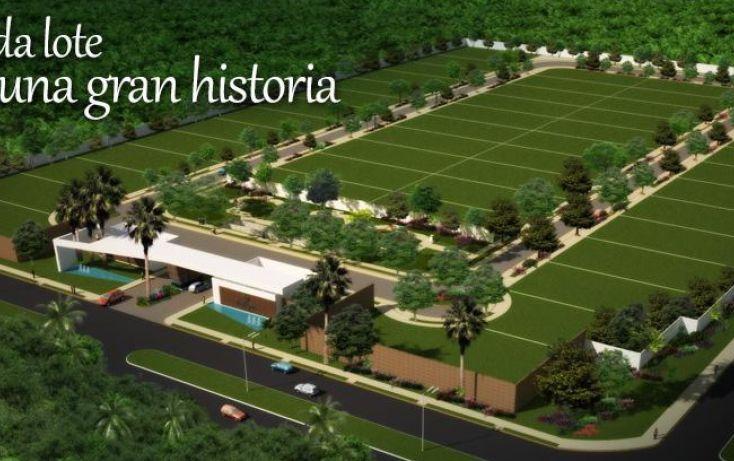 Foto de terreno habitacional en venta en, montes de ame, mérida, yucatán, 2003724 no 08