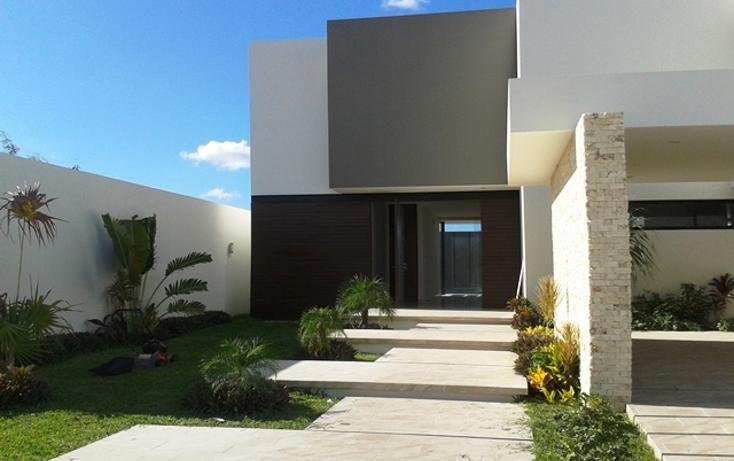 Foto de casa en venta en  , montes de ame, mérida, yucatán, 2003966 No. 01