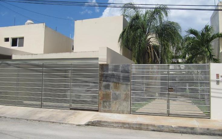 Foto de casa en venta en  , montes de ame, mérida, yucatán, 2028200 No. 01