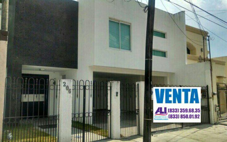 Foto de casa en venta en, monteverde, ciudad madero, tamaulipas, 1250139 no 01