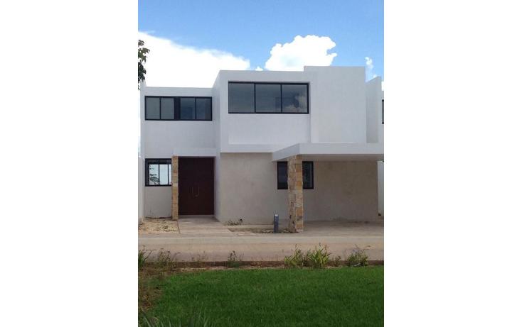 Foto de casa en renta en  , montevideo, mérida, yucatán, 1088087 No. 01