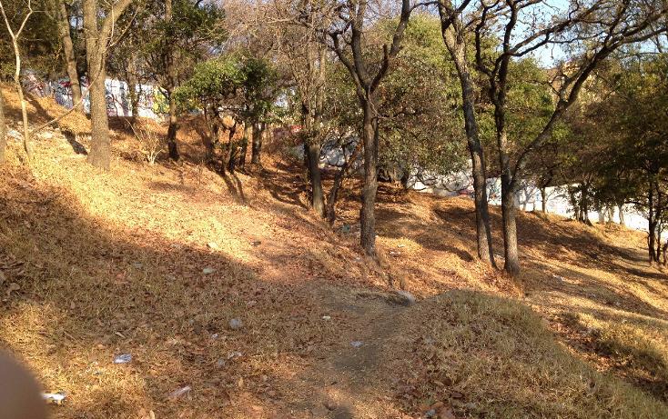 Foto de terreno habitacional en venta en  , montón cuarteles, huixquilucan, méxico, 1830126 No. 12